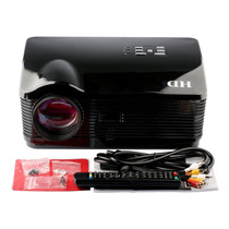 Proyector Fastfox Lcd Led Projector 1280*768 3000 Lumen Full