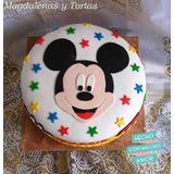 Tortas Infantiles Cumpleaños - Casamientos - 15 Años-fondant