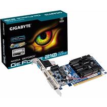 Placa De Vídeo Geforce 210 1gb Ddr3 Hdmi Dvi 64 Bits Slim