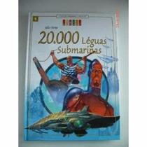 20.000 Léguas Submarinas Coleção Grandes Clássicos Gênios