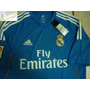 Jersey Adidas Real Madrid 100% Original 2013 D Visita
