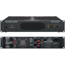 Ep4000 Amplificador Potencia Behringer Europower 110v Nova