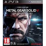 Juego Ps3 Metal Gear Solid V