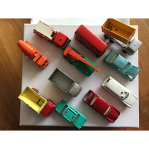 Lote De Matchbox Series By Lesney 50