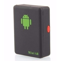 Mini Gps Rastreador Gsm Escuta Espiã Localizador