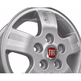 Jogo 4 Rodas Fiat Ducato Aro 16x7 + Bicos
