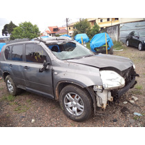 Sucata Nissan Xtrail 2.0 Gas 2008