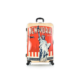 Maleta Viaje Heys Vintage Traveller New York Grande Rígida