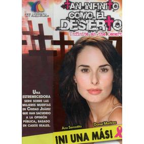 Seria De Tv Tan Infinito Como El Desierto / Ana Serradilla