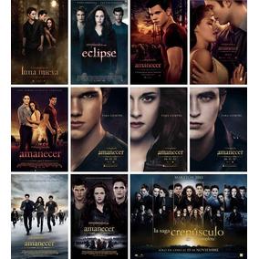 Poster De Cine Crepusculo Luna Nueva Eclipse Amanecer Twilig