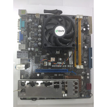 Placa Mãe Asus M2n68-am Se2 Athlon 64x2 Dual 4000+ 2gb Ddr2