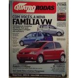 Revista Quatro Rodas 516 Jul/03 - Fox Gol Corsa X5 Clio (a)