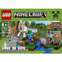 Lego Minecraft 21123 208 Piezas Mejor Precio!!