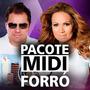 Playback Midi De Forró Para Teclado, Guitarra E Baixo