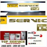 Top Service Lavarropas- Enxuta Panavox James Delne Tecnico