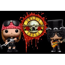 Combo Pop Funho Axl Rose & Slash Guns N Roses