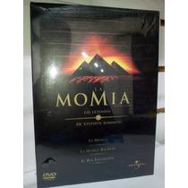 La Momia Las Leyendas De Stephen Sommers, Paq Dvd.