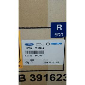 Retrovisor Derecho Electrico Cromado Mazda Bt50 Original