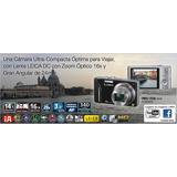 Camara Digital Panasonic Lumix Dmc-zs8