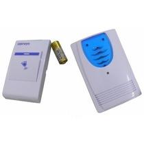 Campainha Sem Fio Wireless Alcance De 100mts, Com 32 Toques