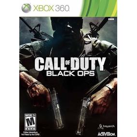 Jogo Call Of Duty: Black Ops - Xbox 360 | Lacrado | Original