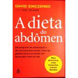 Livro A Dieta Do Abdômen - 256 Páginas - David Zinczenko