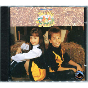 Cd Sandy E Junior 1992 - Sábado À Noite ( Lacrado)