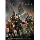 Halo Nightfall Pelicula Dvd