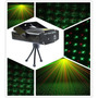 Amzdeal Proyector De Rayos Laser Rojo Verde Blakhelmet E