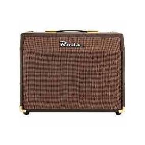 Amplificador Ross 2 Canales 25 Watts Teclados Y Voces