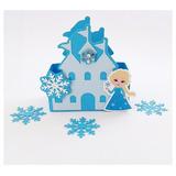 Cajas Castillo Princesas, Frozen, Bella, Blancanieves