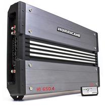 Modulo Hurricane H1 650.4 2600wrms Controle Remoto Graves