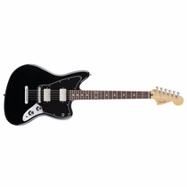Guitarra Fender Blacktop Jaguar Rwn, Hh, Black