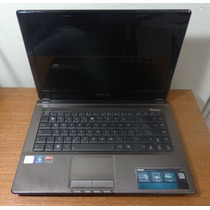 Notebook Asus K43u Amd C-60 1ghz 4gb Hd-250gb