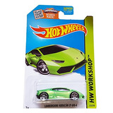 Juguete Hot Wheels, 2015 Hw Workshop, Lamborghini Huracan L