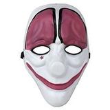 Máscara Palhaço - Terror - Horror