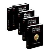 Gran Historia De México Ilustrada 5 Vols + 1 Cd