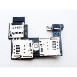 Flex Slot Chip Sim Card Micro Sd Flash Moto G2 Xt1068 Xt1069
