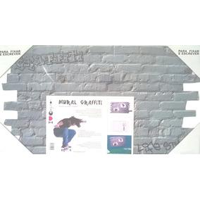Painel Porta-fotos - Modelo Mural Graffiti
