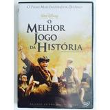 Dvd Disney - O Melhor Jogo Da História (2005) Shia Labeouf
