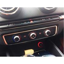 Audi A3 Cromado Ar Condicionado Painel Estilo S3 Sline Grade