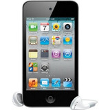 Reformado Apple Ipod Touch 4 Gen 8gb 3,5 Pantalla Táctil Wi