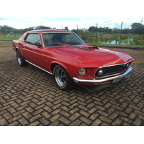 Ford Mustang 1969 V8 Ñ Maverick, Landau, Dodge, Camaro