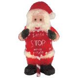 Santa Claus Con Luz Led G-0587