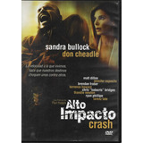 Alto Impacto - Sandra Bullock - Don Cheadle- 1 Dvd