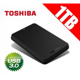 Disco Duro Externo 1tera Toshiba 3.0 Alta Velocidad Original