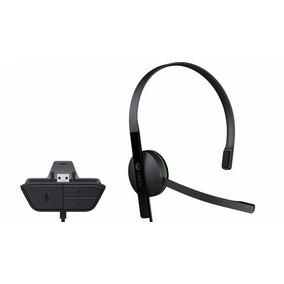 Headset Chat Fone De Ouvido 100% Original Microsoft Xbox One