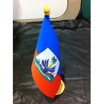 Bandeira De Mesa Do Haiti