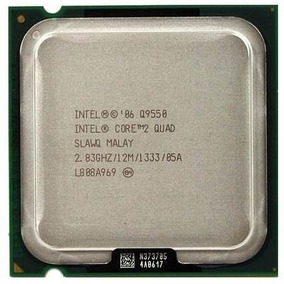 Processador Intel 775 Core 2 Quad Q9550 12mb 2.83ghz 1333mhz
