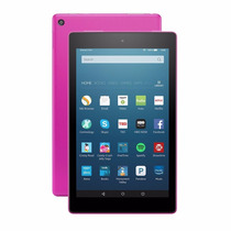 Tablet Amazon | Kindle Fire | 7 Polegadas | 8gb | Cor: Rosa